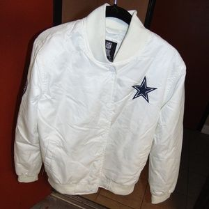 NEW Dallas Cowboys For Her Jacket Small NFL